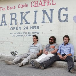 Hangover / Ed Helms / Zach Galifianakis / Bradley Cooper Poster