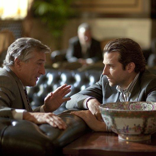 Ohne Limit / Robert De Niro / Bradley Cooper Poster
