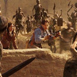 Mumie: Das Grabmal des Drachenkaisers, Die / Maria Bello / Brendan Fraser Poster