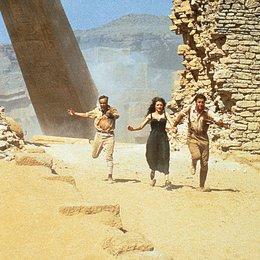 Mumie, Die / Rachel Weisz / Brendan Fraser / John Hannah Poster