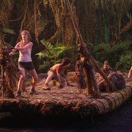 Reise zum Mittelpunkt der Erde, Die / Journey to the Center of the Earth / Anita Briem / Josh Hutcherson / Brendan Fraser Poster