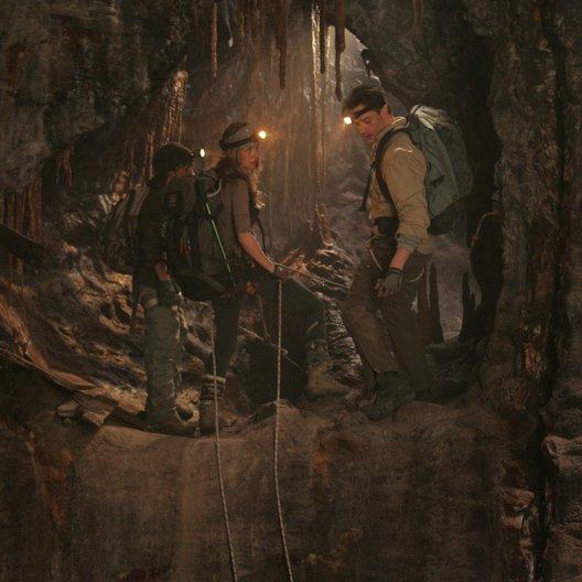 Reise zum Mittelpunkt der Erde, Die / Journey to the Center of the Earth / Josh Hutcherson / Anita Briem / Brendan Fraser Poster