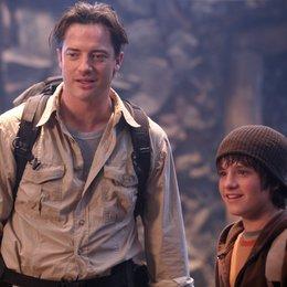 Reise zum Mittelpunkt der Erde, Die / Journey to the Center of the Earth / Brendan Fraser / Josh Hutcherson Poster