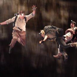 Reise zum Mittelpunkt der Erde, Die / Journey to the Center of the Earth / Brendan Fraser / Anita Briem / Josh Hutcherson Poster
