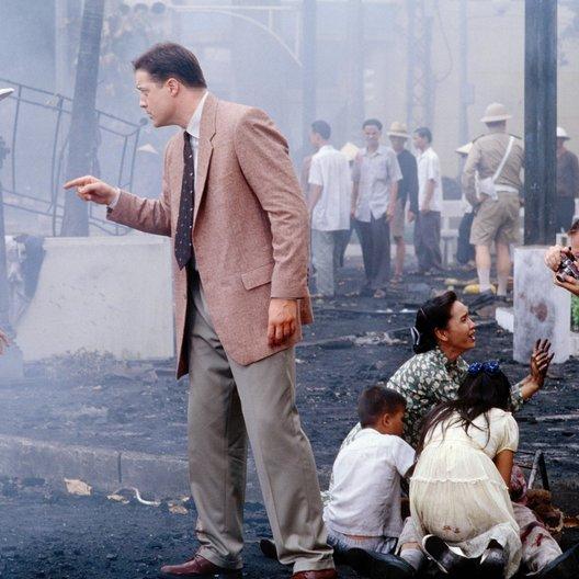 stille Amerikaner, Der / Brendan Fraser Poster