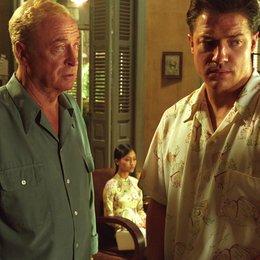 stille Amerikaner, Der / Michael Caine / Brendan Fraser Poster