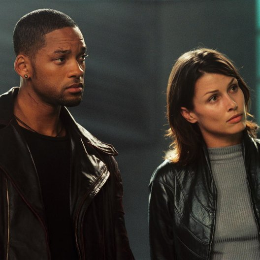 I, Robot / Will Smith / Bridget Moynahan Poster