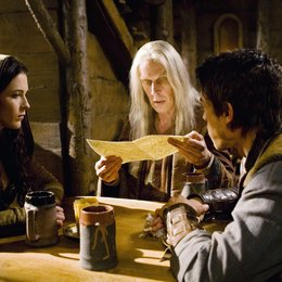 Legend of the Seeker / Bruce Spence / Craig Horner / Bridget Regan Poster