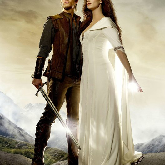 Legend of the Seeker / Craig Horner / Bridget Regan Poster