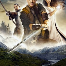 Legend of the Seeker / Craig Horner / Bridget Regan / Jay Laga'aia Poster