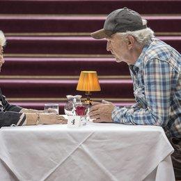 Altersglühen - Speed Dating für Senioren (WDR / NDR) / Michael Gwisdek / Brigitte Janner / Altersglühen - Die Serie Poster