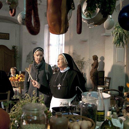 Nonne und der Kommissar: Verflucht, Die / Ann-Kathrin Kramer / Brigitte Janner Poster