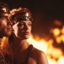 Red Sonja / Brigitte Nielsen / Arnold Schwarzenegger