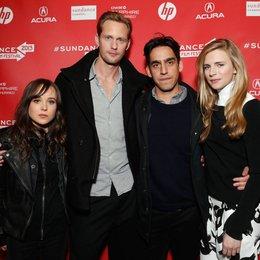 East, The / Filmpremiere Sundance Film Festival / Ellen Page / Alexander Skarsgård / Zal Batmanglij / Brit Marling Poster
