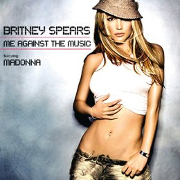 Spears, Britney feat. Madonna: Me Against The Music Poster