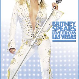 Spears, Britney - Live From Las Vegas Poster