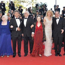 Forte, Will / Squibb, June / Payne, Alexander / Dern, Bruce / McEwan, Angela / Dern, Laura / Berger, Albert / Yerxa, Ron / 66. Internationale Filmfestspiele von Cannes 2013 Poster