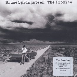 """The Promise"" von Bruce Springsteen Poster"