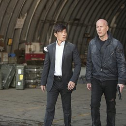 R.E.D. 2 / Lee Byung-hun / Bruce Willis Poster
