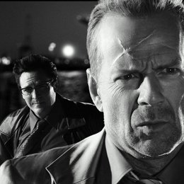 Sin City / Bruce Willis Poster