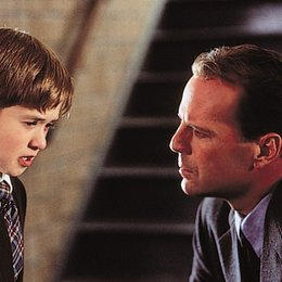 Sixth Sense, The / Bruce Willis / Haley Joel Osment Poster