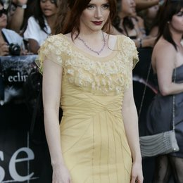 "Howard, Bryce Dallas / Premiere von ""The Twilight Saga: Eclipse"", Los Angeles Poster"