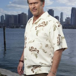Burn Notice (2. Staffel) / Bruce Campbell Poster