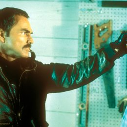 Anwältin, Die / Burt Reynolds Poster