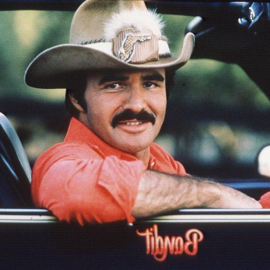 ausgekochtes Schlitzohr, Ein / Burt Reynolds Poster
