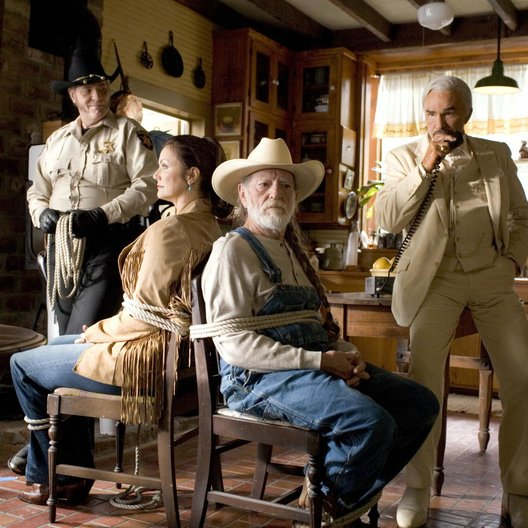 Duke kommt selten allein, Ein / M. C. Gainey / Lynda Carter / Willie Nelson / Burt Reynolds