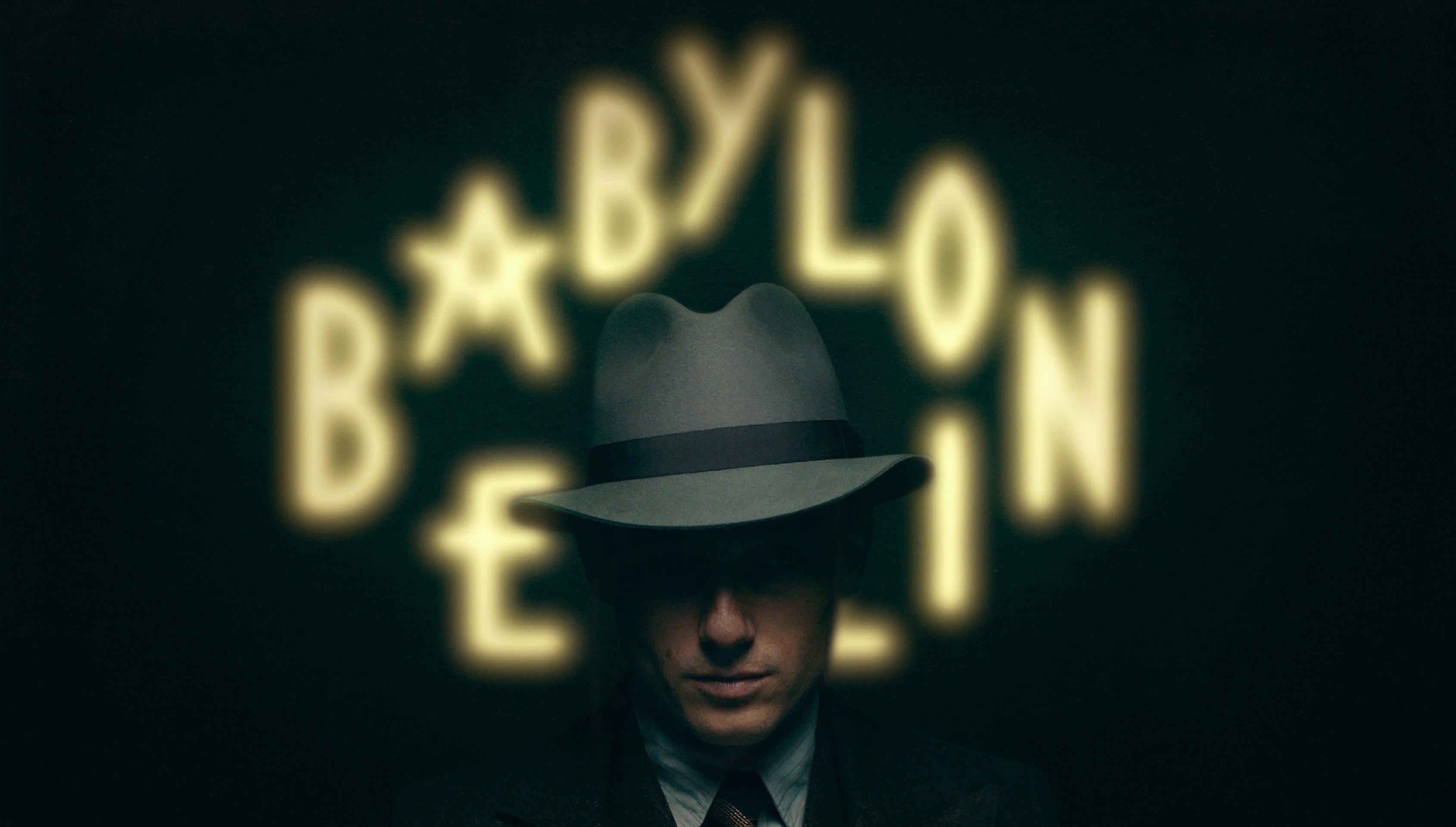 Babylon Berlin ...