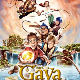 Back to Gaya Poster