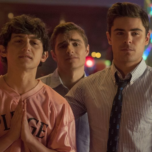Bad Neighbors / Dave Franco / Zac Efron Poster