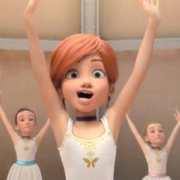 Ballerina - Gib deinen Traum niemals auf / Ballerina Poster