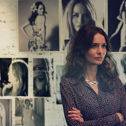 Bank Job / Saffron Burrows Poster