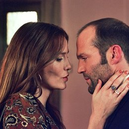 Bank Job / Saffron Burrows / Jason Statham Poster