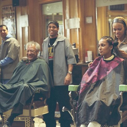 Barbershop / Terri Jones Poster