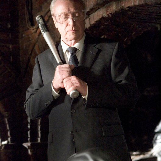 Batman Begins / Michael Caine Poster