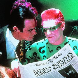 Batman Forever / Tommy Lee Jones / Jim Carrey Poster