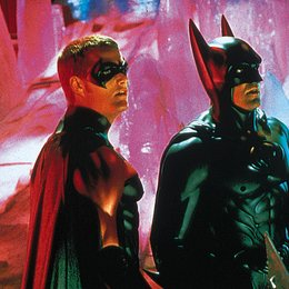 Batman & Robin / George Clooney / Chris O'Donnell