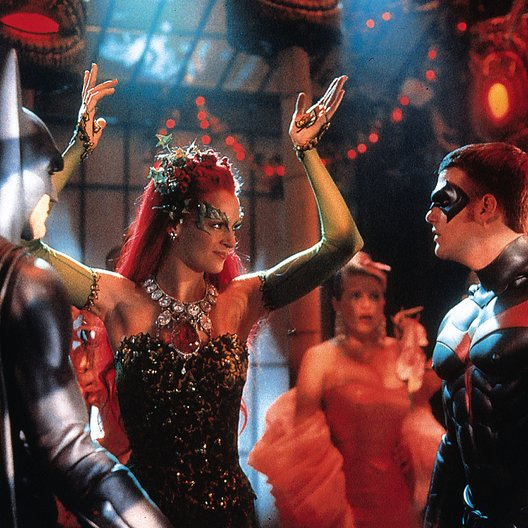 Batman & Robin / George Clooney / Uma Thurman / Chris O'Donell
