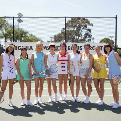 Battle of the Sexes - Gegen jede Regel Poster