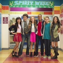Bella and the Bulldogs / Brec Bassinger / Coy Stewart / Lilimar Hernandez / Haley Tju / Jackie Radinsky / Buddy Handleson Poster