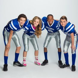 Bella and the Bulldogs / Brec Bassinger / Coy Stewart / Jackie Radinsky / Buddy Handleson Poster