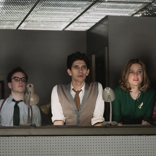 Hour, The / Anna Chancellor / Joshua McGuire / Ben Whishaw / Romola Garai / Lisa Greenwood