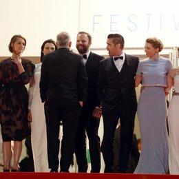 Papoulia, Aggeliki / Labed, Ariane / Weisz, Rachel / Lanthimos, Yorgos / Farrell, Colin / Seydoux, Léa / Barden, Jessica / Whishaw, Ben / 68. Internationale Filmfestspiele von Cannes 2015 / Festival de Cannes Poster