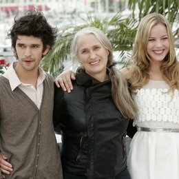 Whishaw, Ben / Campion, Jane / Cornish, Abbie / 62. Filmfestival Cannes 2009 / Festival International du Film de Cannes