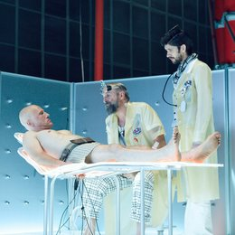 Zero Theorem, The / Christoph Waltz / Peter Stormare / Ben Whishaw