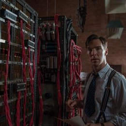 Imitation Game - Ein streng geheimes Leben, The / Imitation Game, The / Benedict Cumberbatch Poster