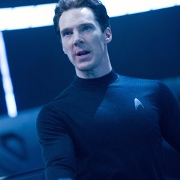 Star Trek Into Darkness / Benedict Cumberbatch Poster